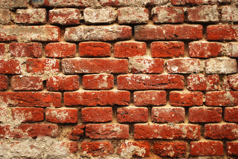 Download Old Brick Wall Stock Photography - Image: 9342492