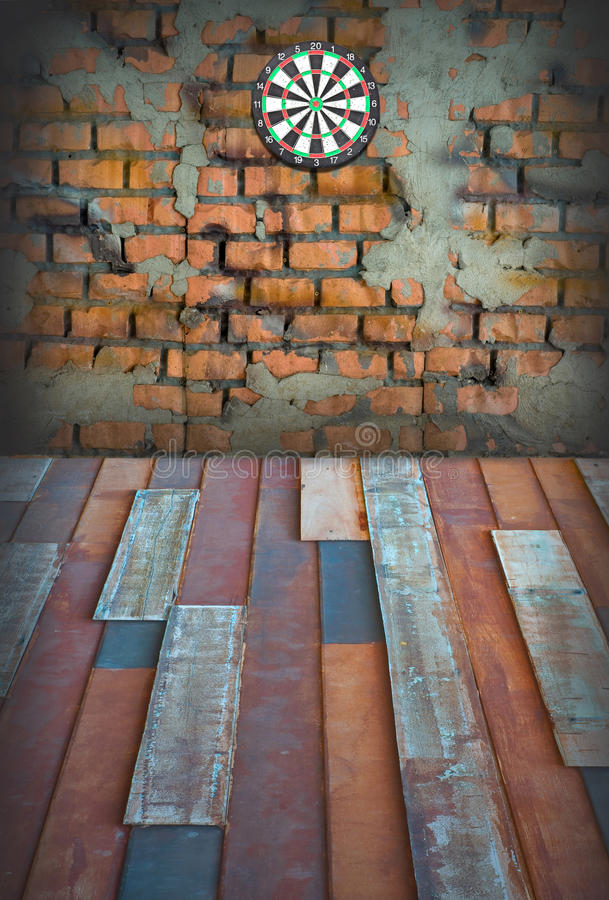 Old Brick Wall Background Stock Photography