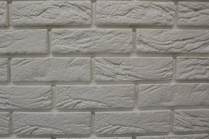 Old brick wall background. Grunge texture. Black wallpaper royalty free stock image