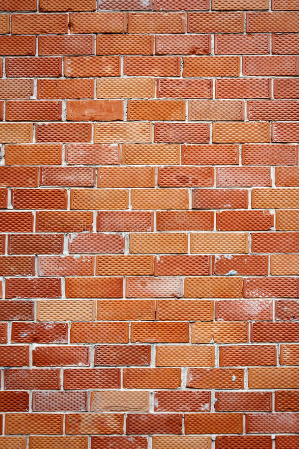 Download Old brick wall stock image. Image of dotted, clay, grungy - 83710141