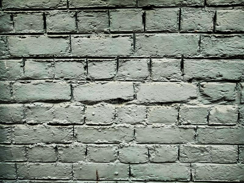 Old brick wall with texture and colors. stock photography