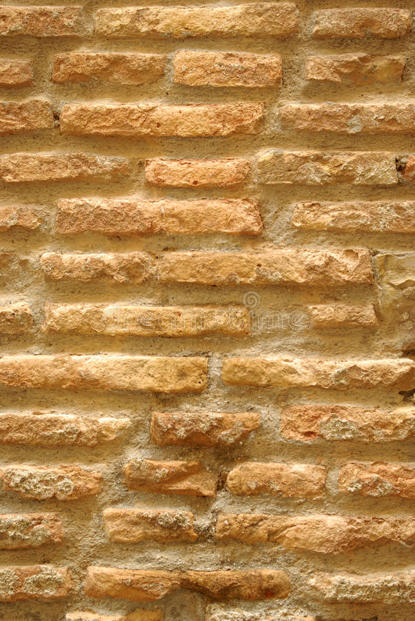 Download Old bricked wall stock photo. Image of rough, multi, outside - 13396428