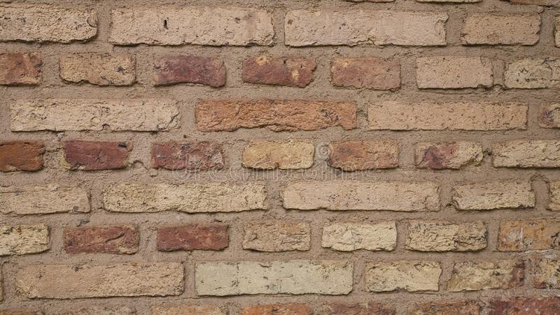 Old bricks background stock photography