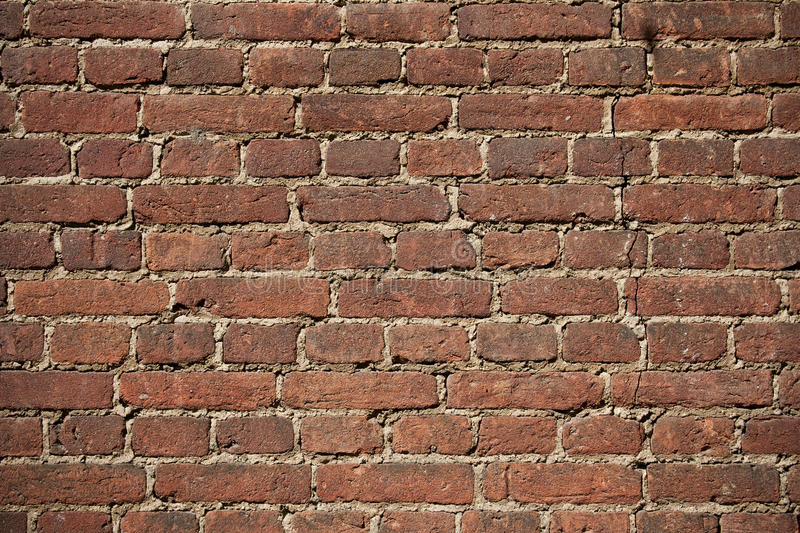 Old Brickwall background stock images
