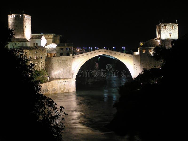 Old bridge royalty free stock photography