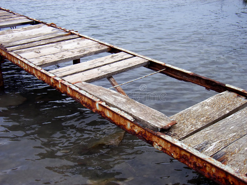 Download Old Bridge Over The Water 2 Stock Photo - Image of narrow, river: 655008