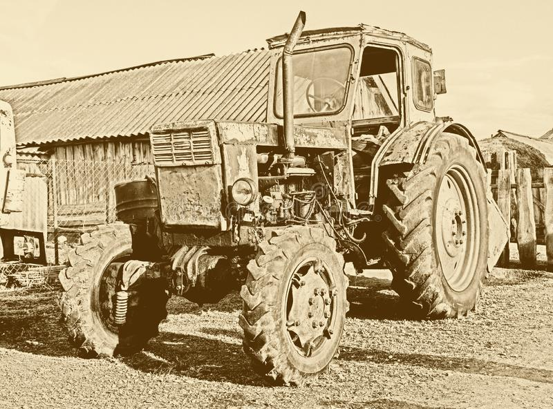 Broken Tractor Stock Images - Download 1,670 Royalty Free Photos