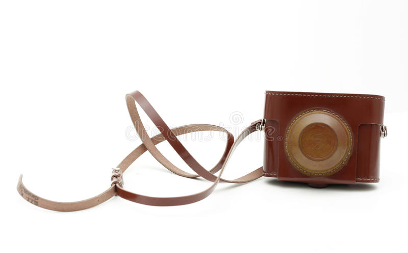 Download Old Brown Antique Photo Camera Bag Stock Image - Image of classic, imaging: 11751531