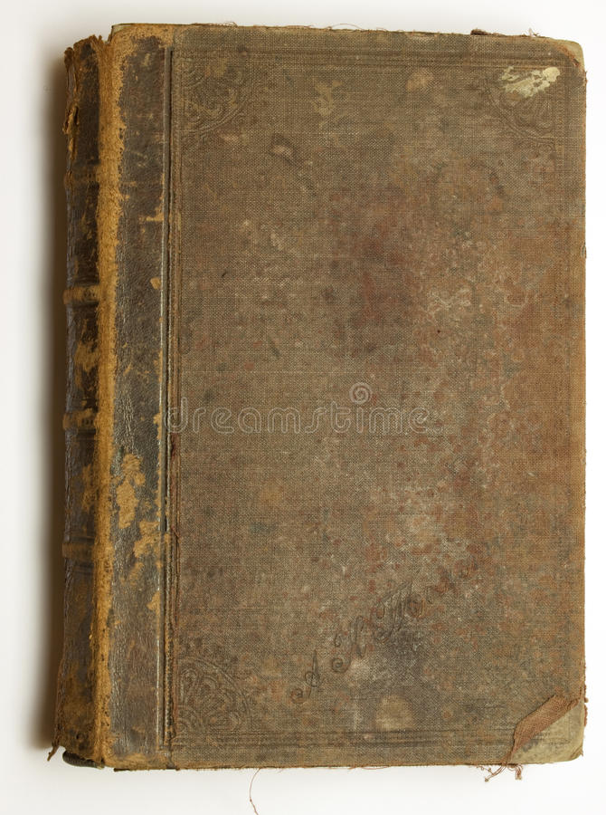 Free Old Brown Book Stock Photography - 16717962