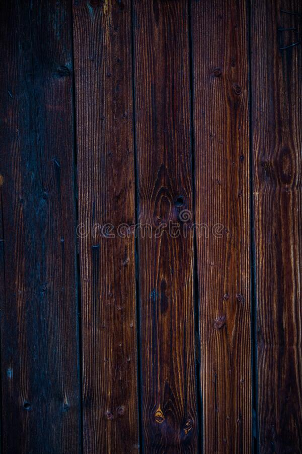 Old brown rustical wooden pattern royalty free stock image