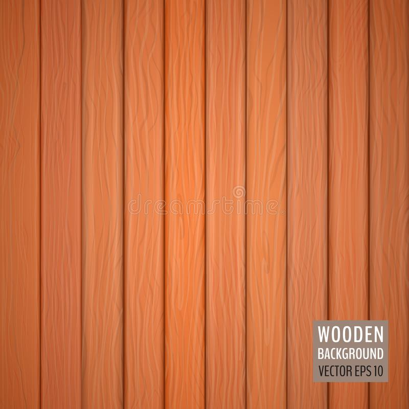 Old brown wooden background with vertical textured boards royalty free stock photo
