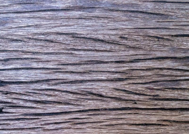 Old brown wooden texture background for add text or work design stock photo