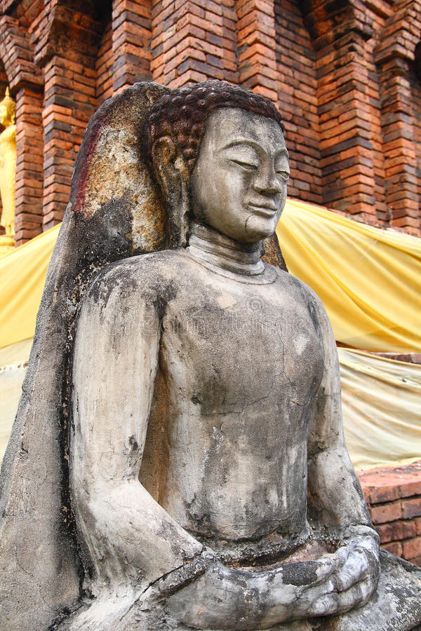 Download Antique Buddha Statue stock photo. Image of culture, statue - 30310800