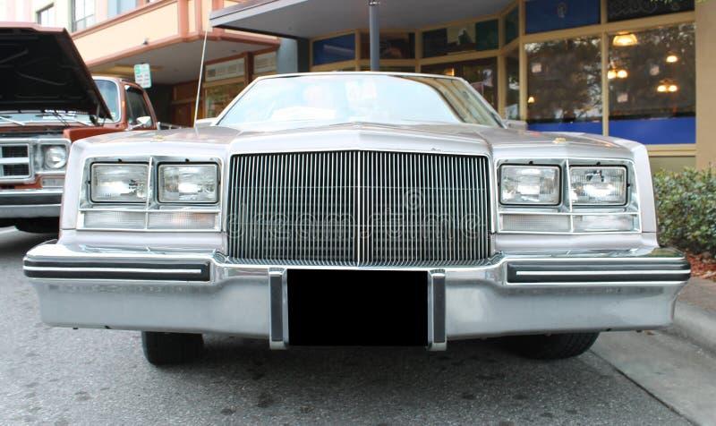 Old Buick Rivera Car stock photography