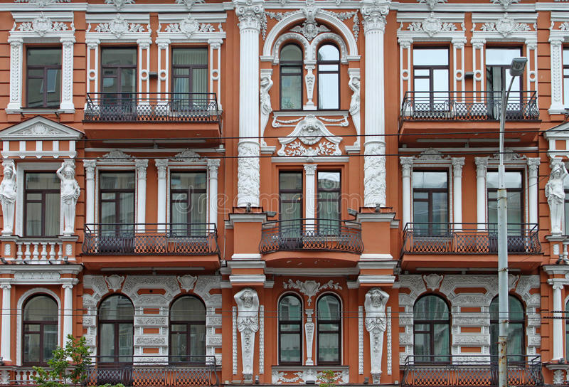 Download Old building stock photo. Image of kiev, metal, ancient - 20595032