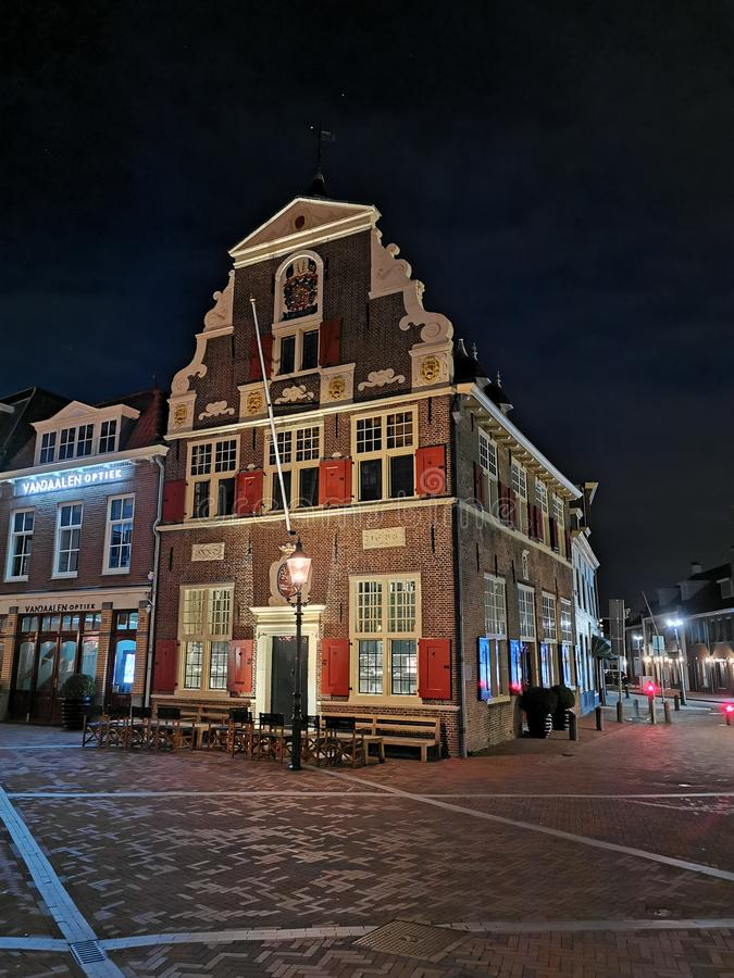 Old building Netherlands royalty free stock photos
