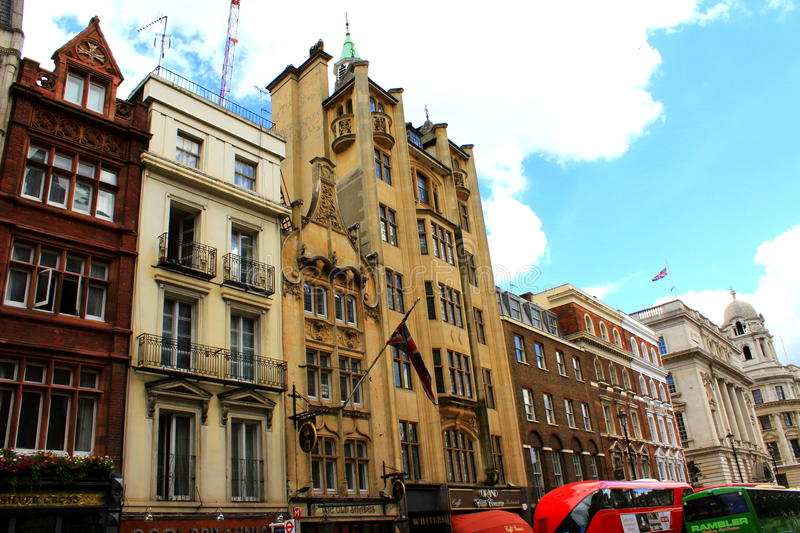 Download Old Buildings London Editorial Image Of Exterior