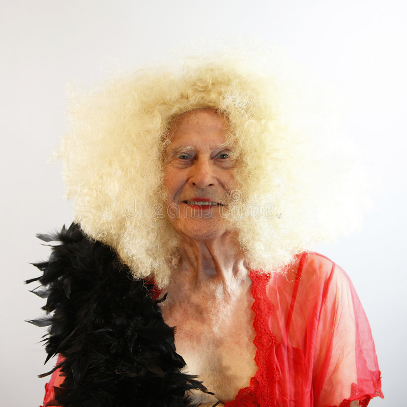 Download Old burlesque pro stock photo. Image of aging, curly, elderly - 9162134