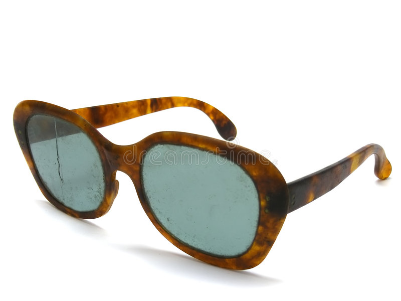 Download The old bursted glasses stock photo. Image of shabby, personal - 8204660
