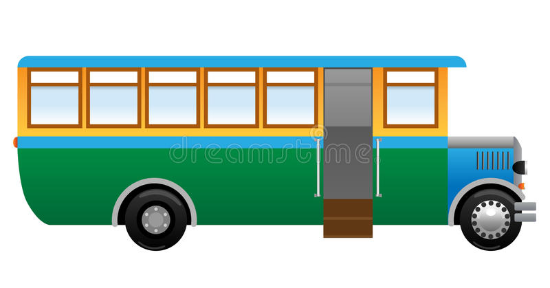 Download Old Bus Royalty Free Stock Photos - Image: 20538128