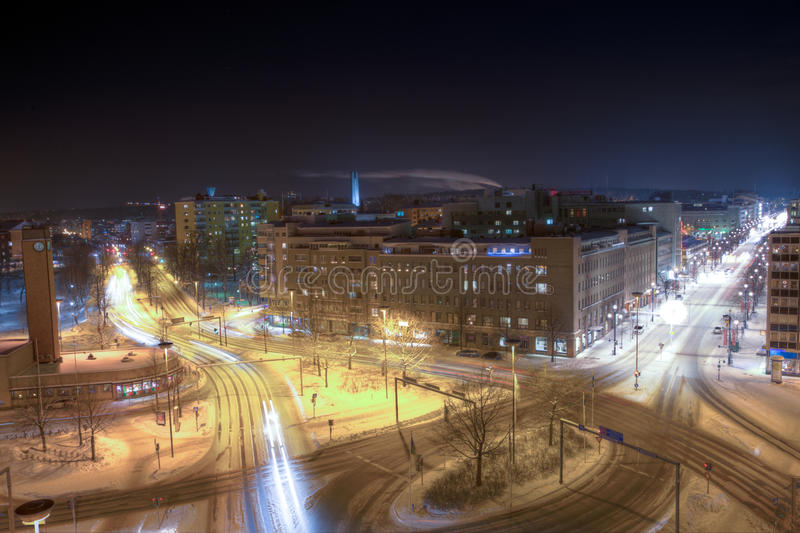 Download Old Bus Station And Roundabout Stock Image - Image: 28349775