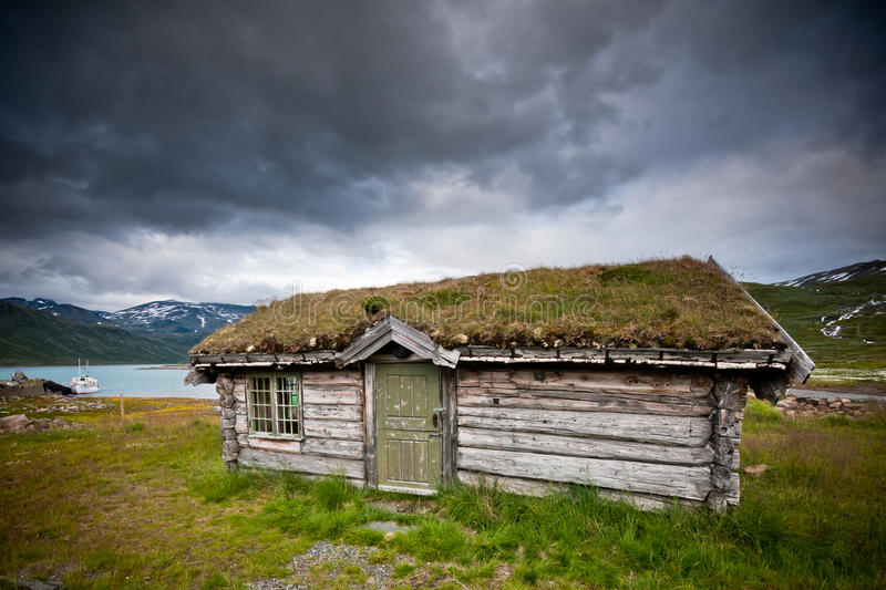 Old cabin in Norway.