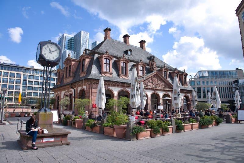 Cafe Frankfurt Hauptwache
