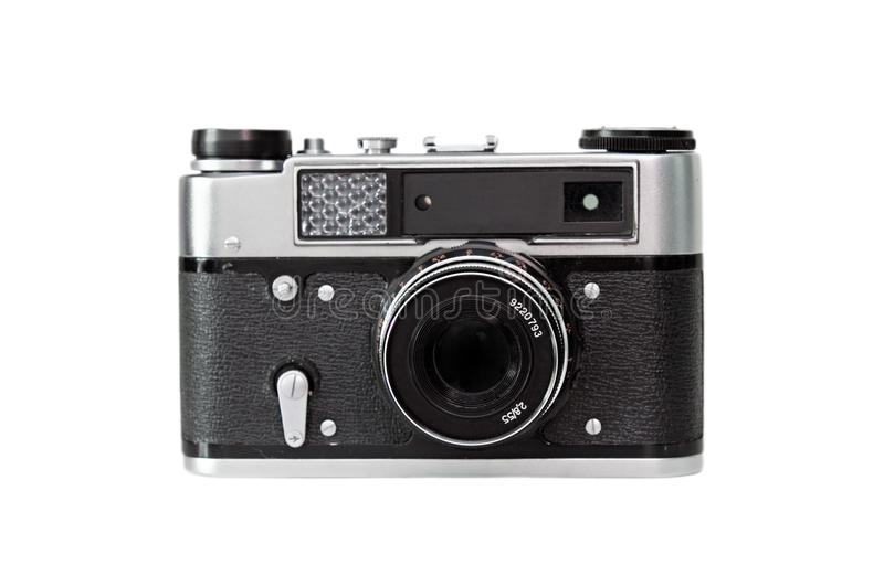 Download Old camera stock photo. Image of 35mm, classic, closeup - 15031644