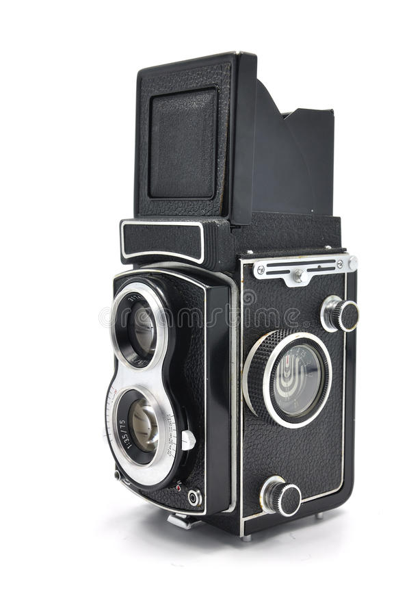Free Old Camera Royalty Free Stock Photo - 20078865