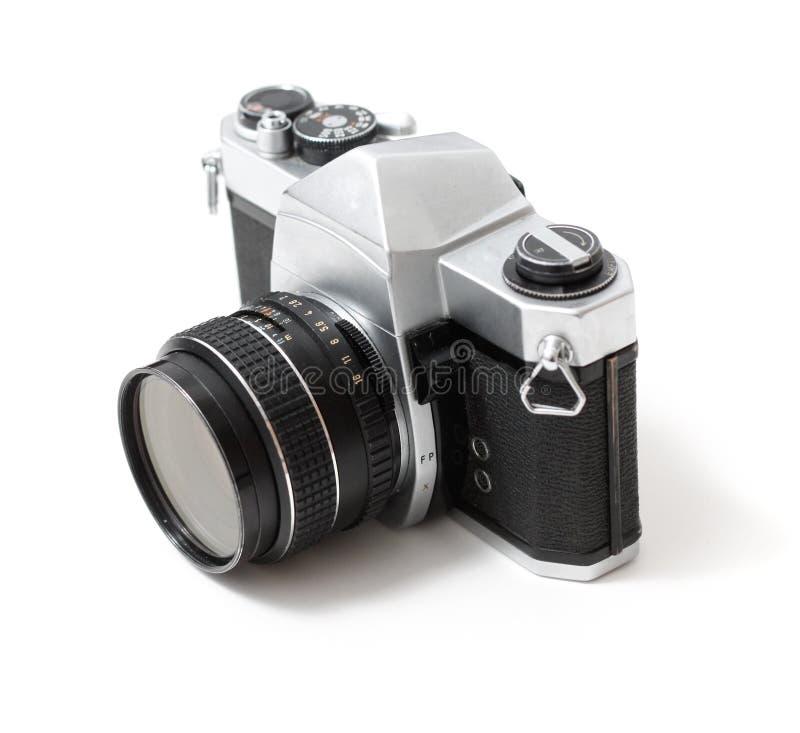Free Old Camera Royalty Free Stock Image - 21856746