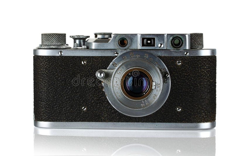 The old camera.