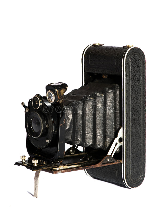 Download Old Camera Royalty Free Stock Image - Image: 7429996