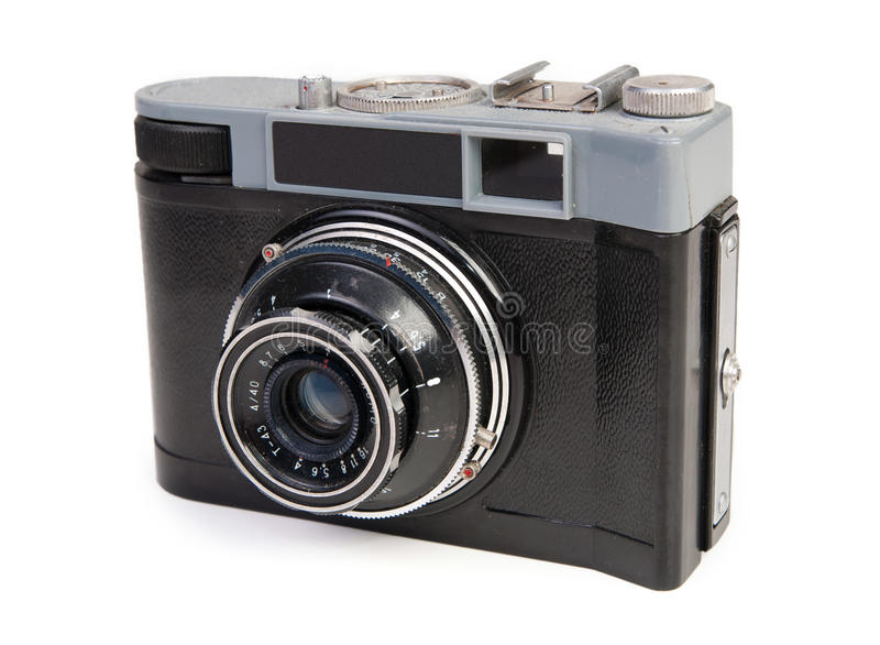 Download Old camera stock image. Image of collect, collection - 30471023