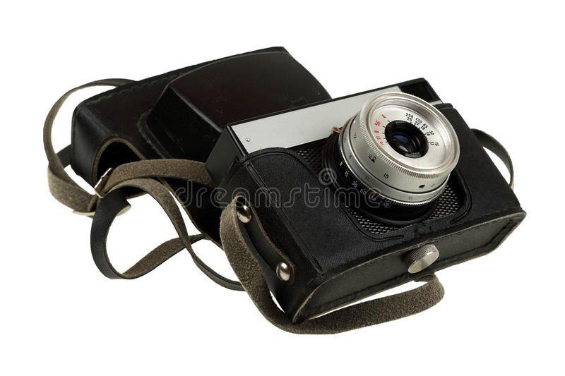 Download Old camera stock image. Image of obsolete, glass, lens - 30213297