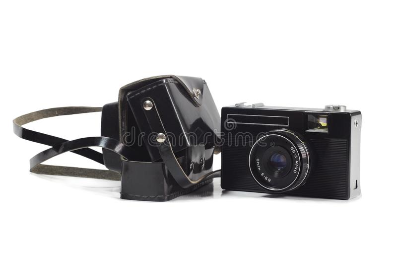Download Old camera stock photo. Image of ring, close, darkroom - 31085160