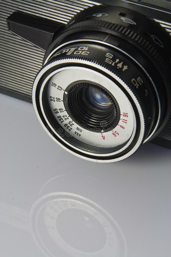 Download Old camera detail stock photo. Image of retro, photo - 19076318