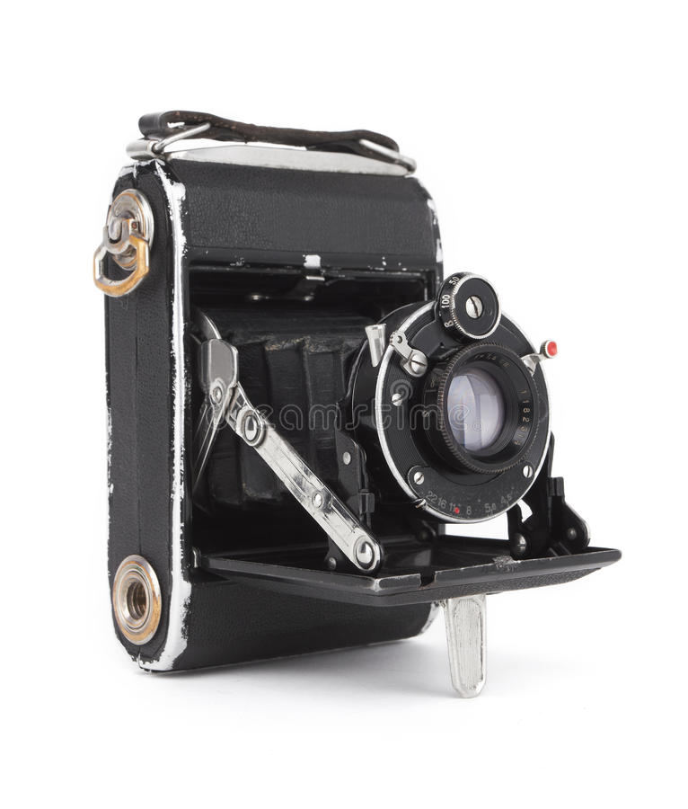 Old Camera Vintage Stock Photo