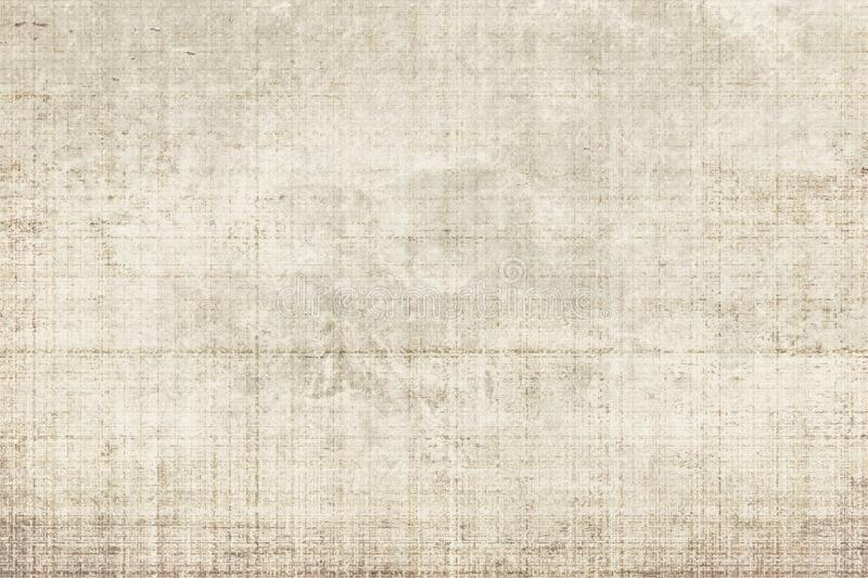Old canvas with large texture. Grunge jeans with lines stock photos