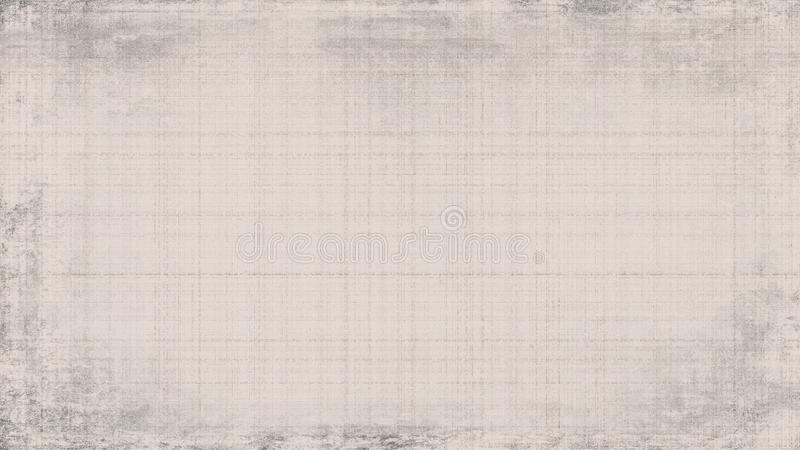 Old canvas with large texture. Grunge jeans with lines stock photo