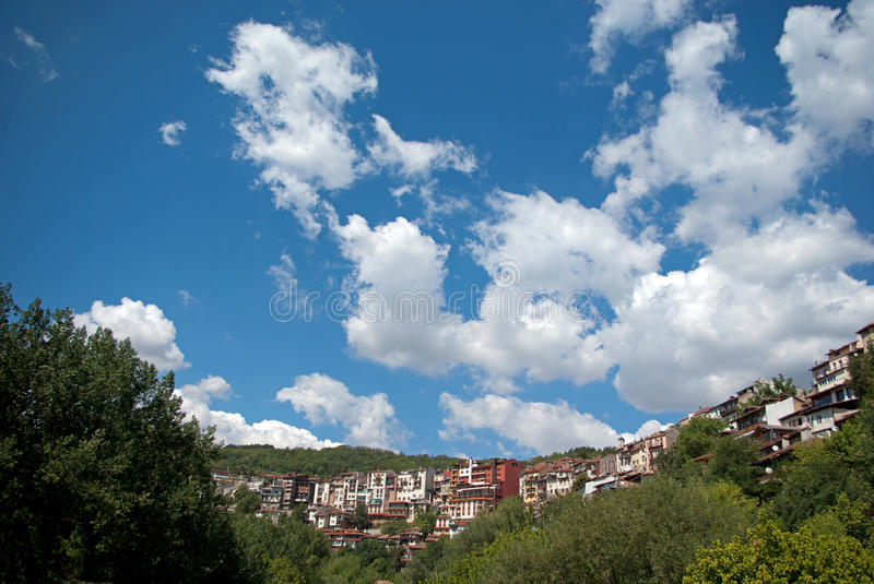 Download The Old Capital Of Bulgaria Stock Photography - Image: 26677162