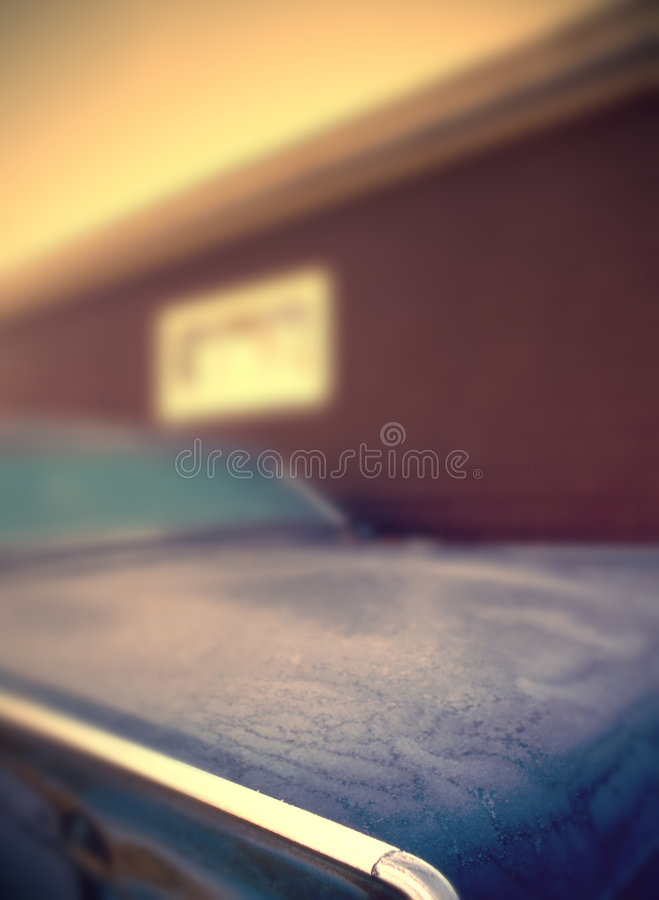 Download Old  car stock photo. Image of blue, plate, artificial, blurry - 1582