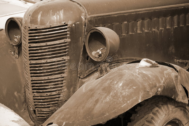 Download Old car stock image. Image of iron, industry, mechanism - 2747495