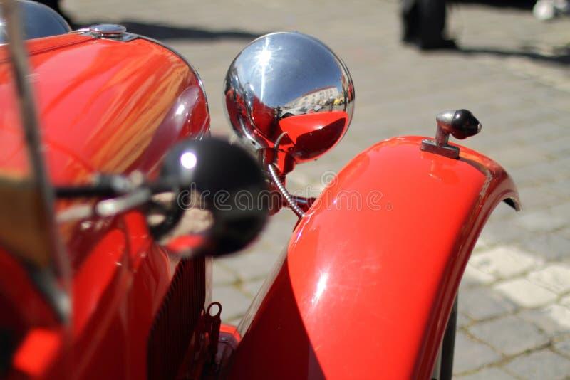 Download Old car closeup stock photo. Image of czech, lamp, closeup - 32312478