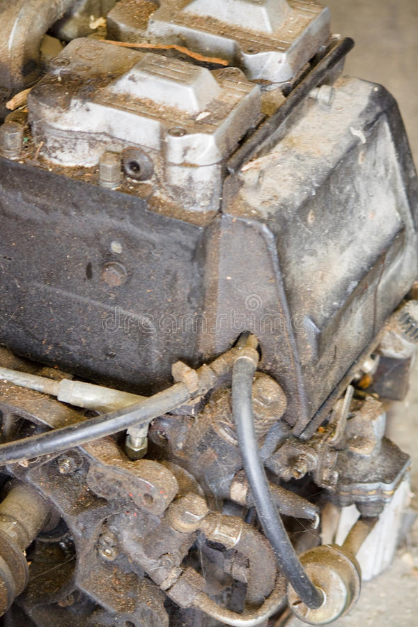 Download Old car engine stock photo. Image of footplate, exhaust - 13062016