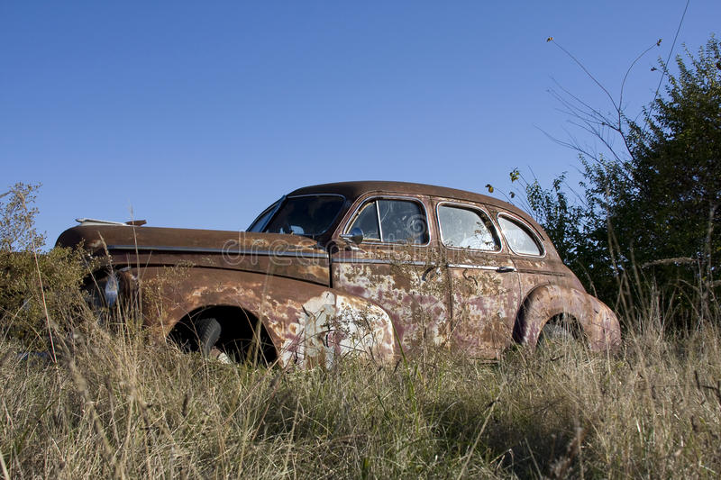 Old Car stock image