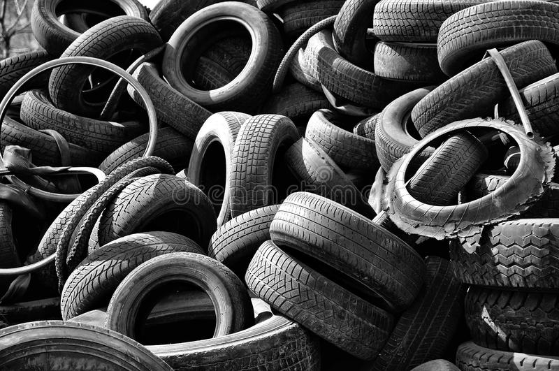 Download Old car tires stock image. Image of tire, rubber, tyre - 28436175