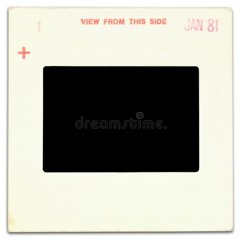 Download Old Card Slide Mount Stock Image - Image: 25364211