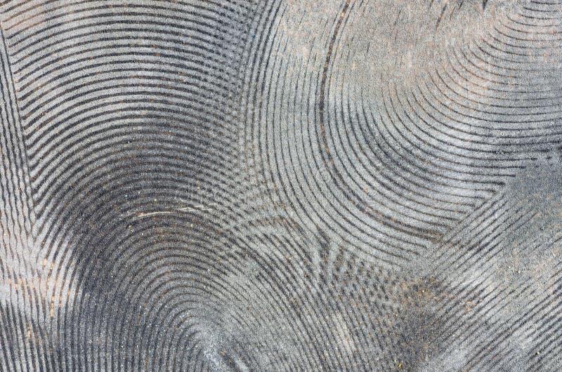 Old Carpet Backing Glue royalty free stock image