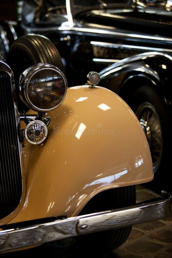 Download Old cars stock photo. Image of metallic, image, headlamp - 25195996