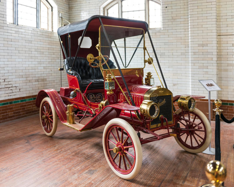 Old Cars Exhibition At Casa Loma Editorial Photo - Image of ...